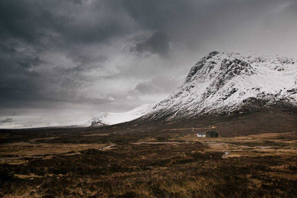 Highlands vers glen coe