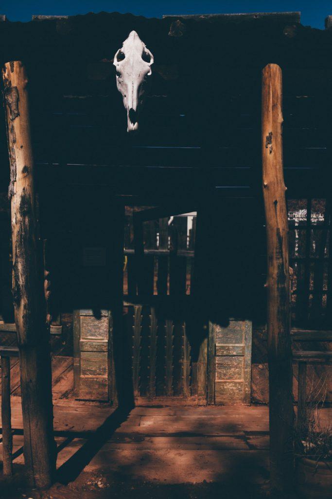 USA : musée de Kanab