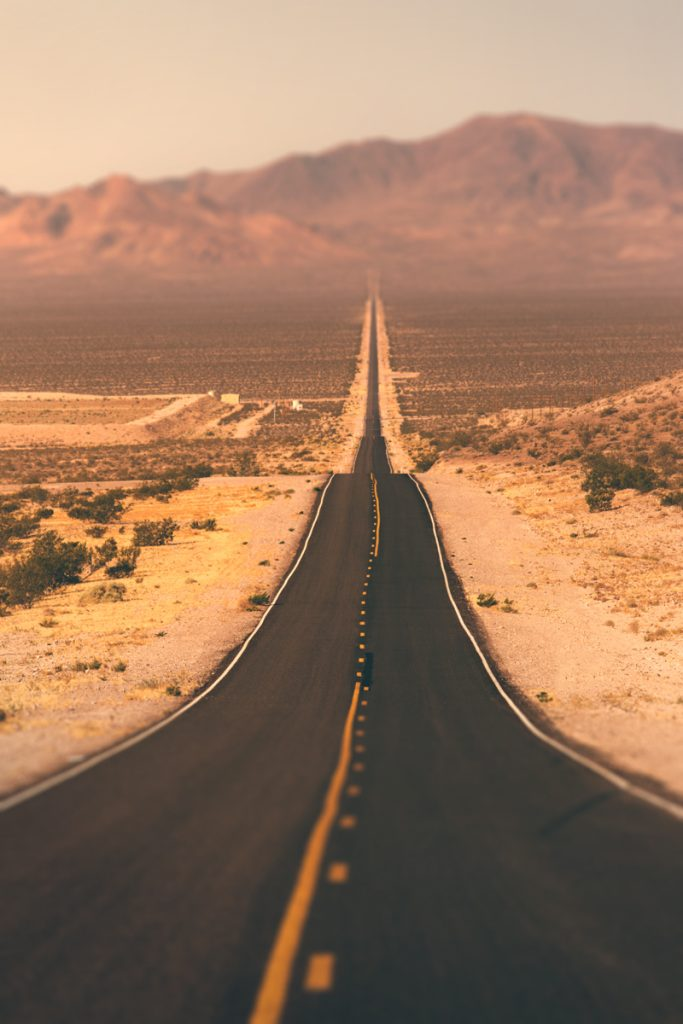 USA : en route vers la Death Valley