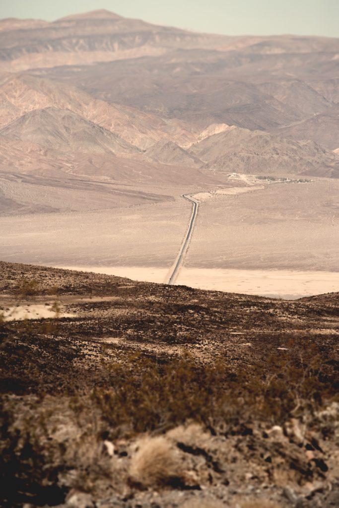 USA : au coeur de la death valley