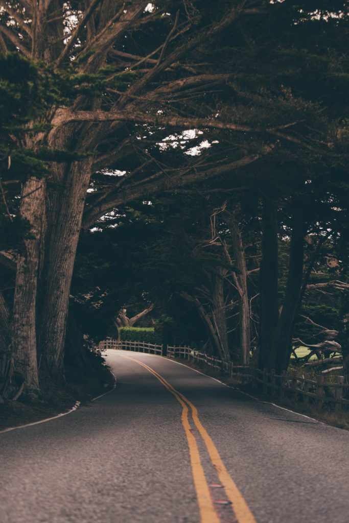 USA : road 1