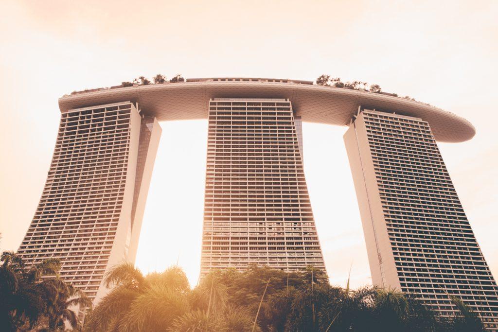 Singapour hôtel