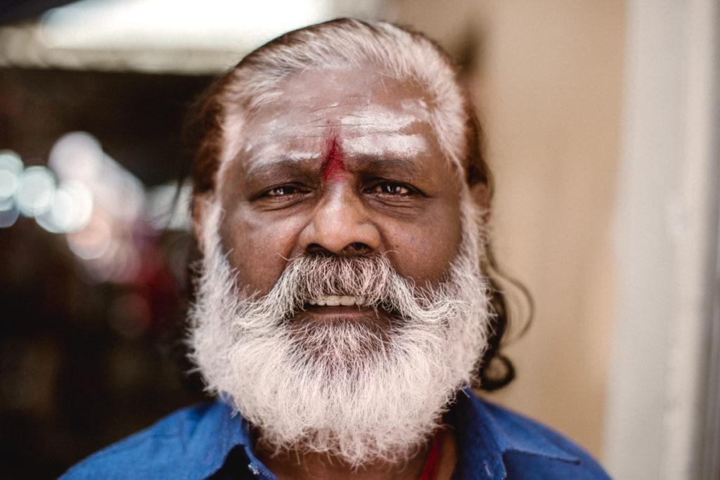 un week end a singapour indien people