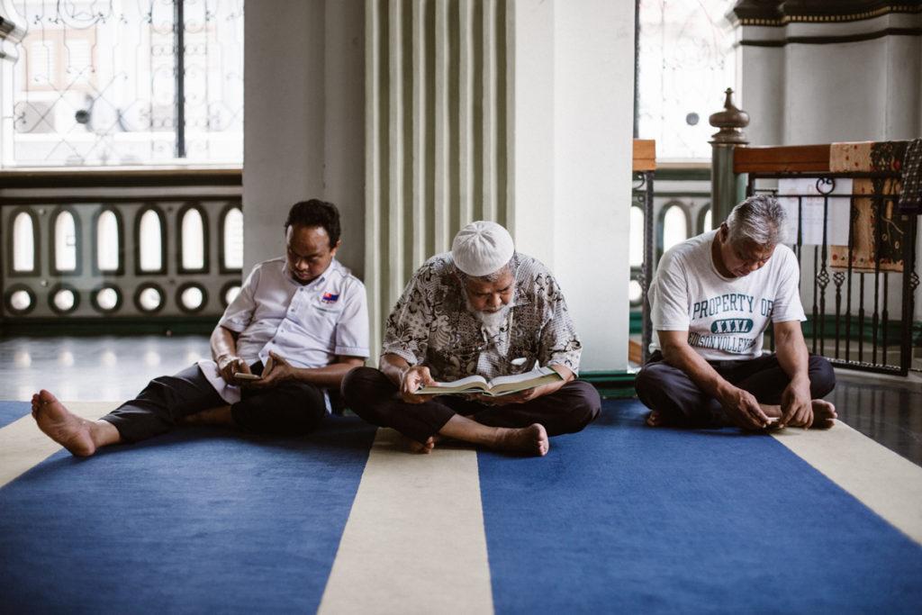 un week end à singapour mosquée quartier indien