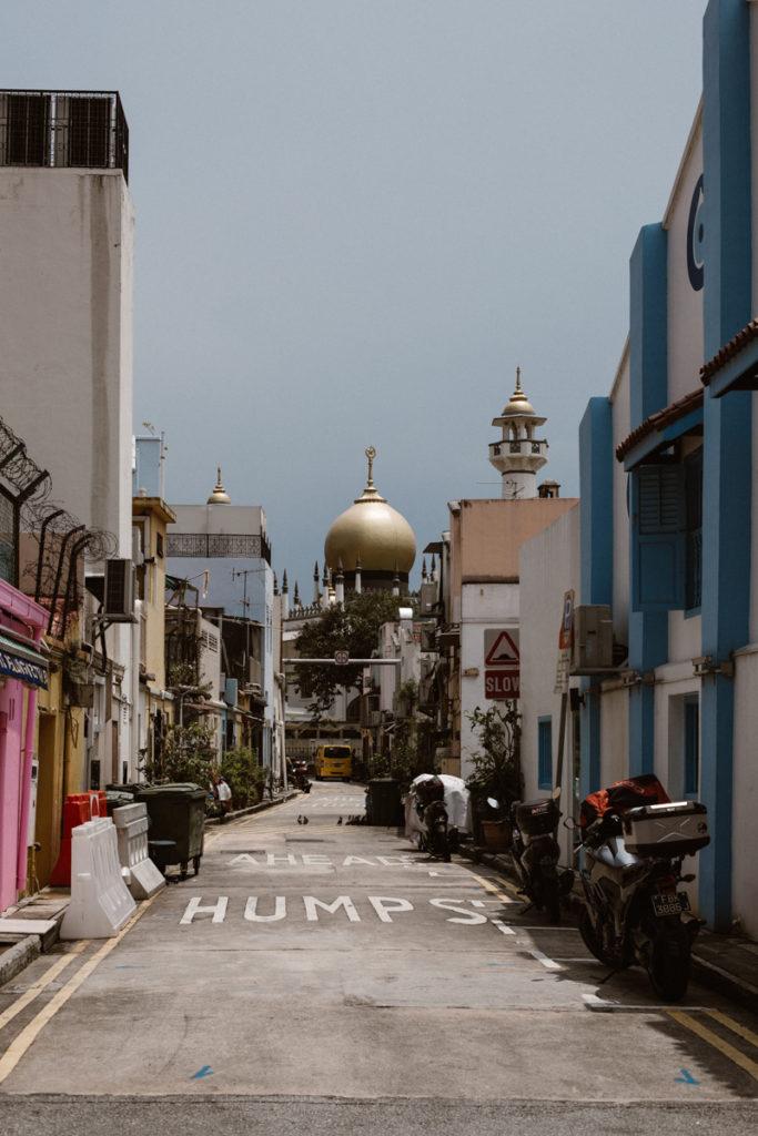 un week end a singapour mosquée masjiid sultan