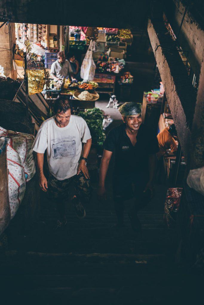 bali marché ubud