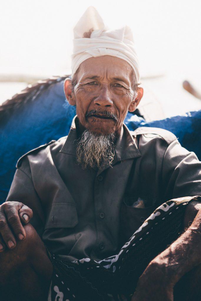 Bali pêcheur amed