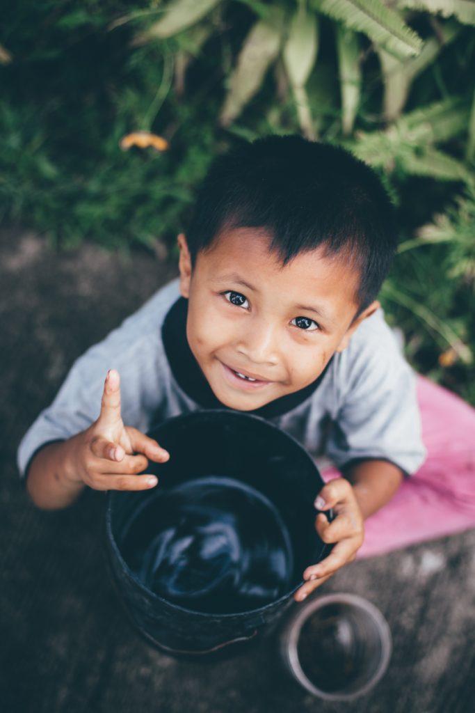 Bali enfant ubud