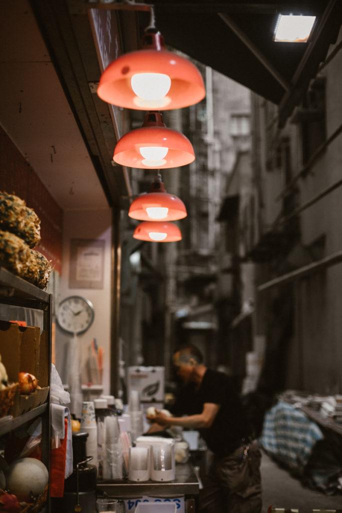 Visiter Hong Kongstreet food