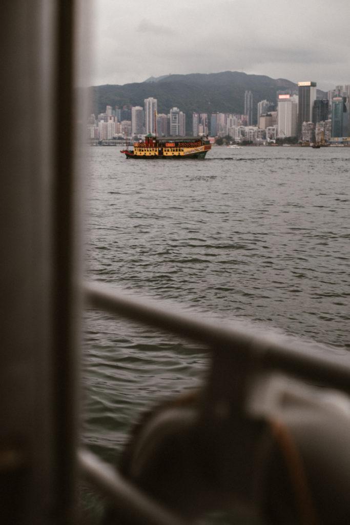 Visiter Hong Kongboat