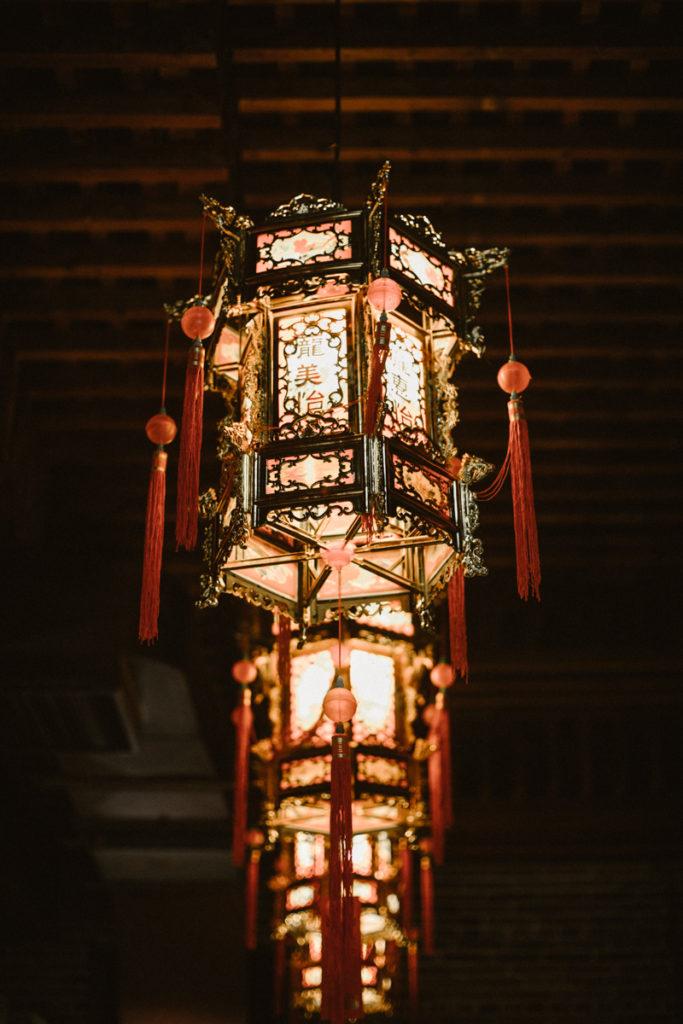 Visiter Hong Konglanterne temple