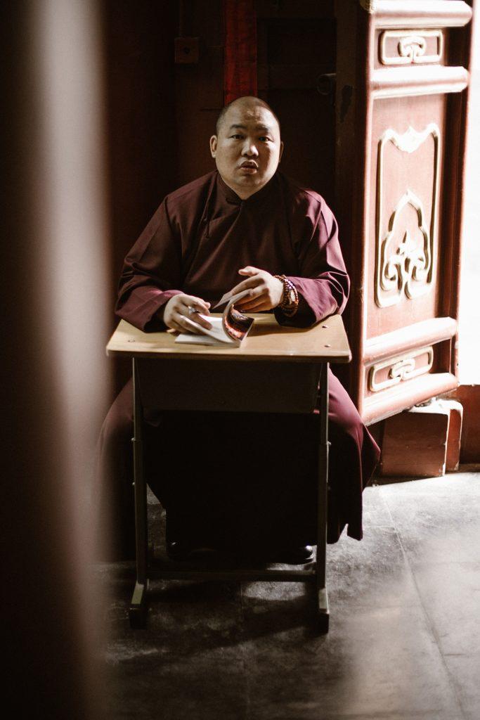 visiter pekin lama temple