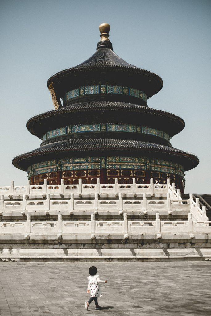 visiter pekin temple du ciel