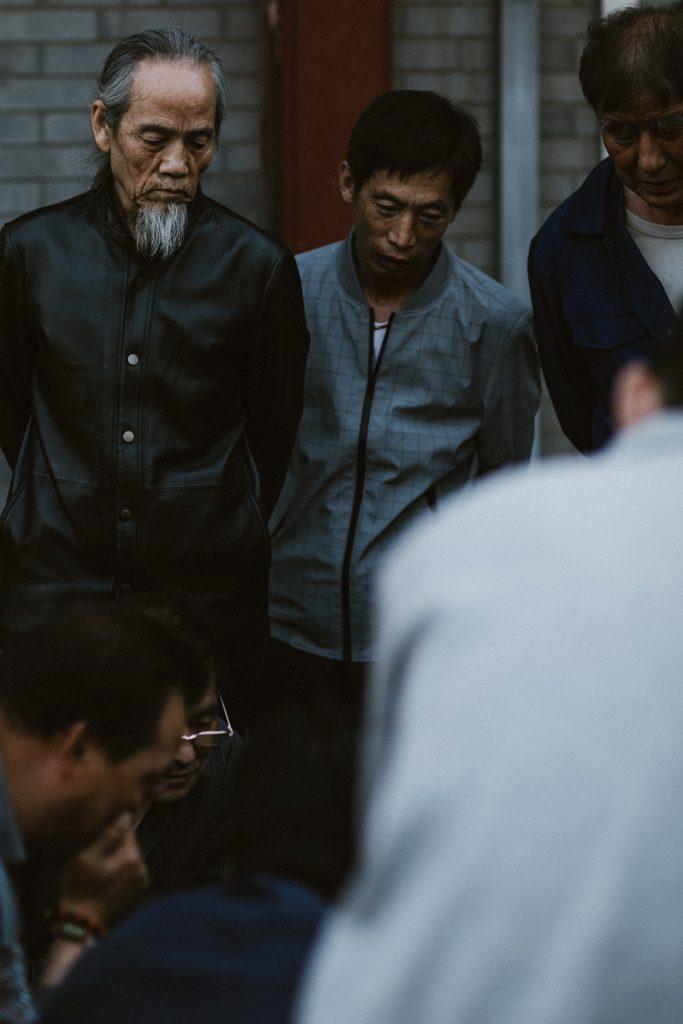 visiter pekin homme dans la rue