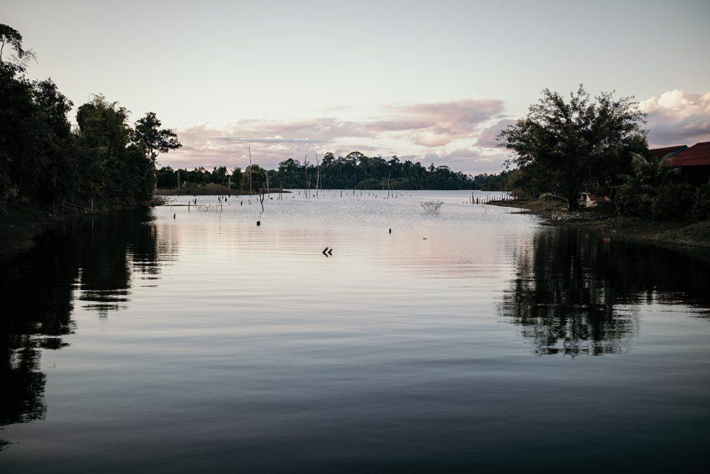 La Boucle de Thakhek lac phosy thalang