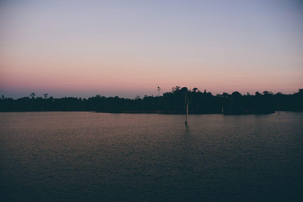 La Boucle de Thakhek sunrise a thalang