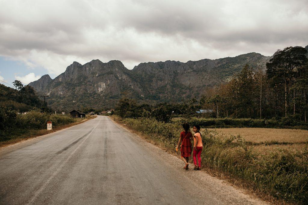 boucle de Thakhek route lak sao laos