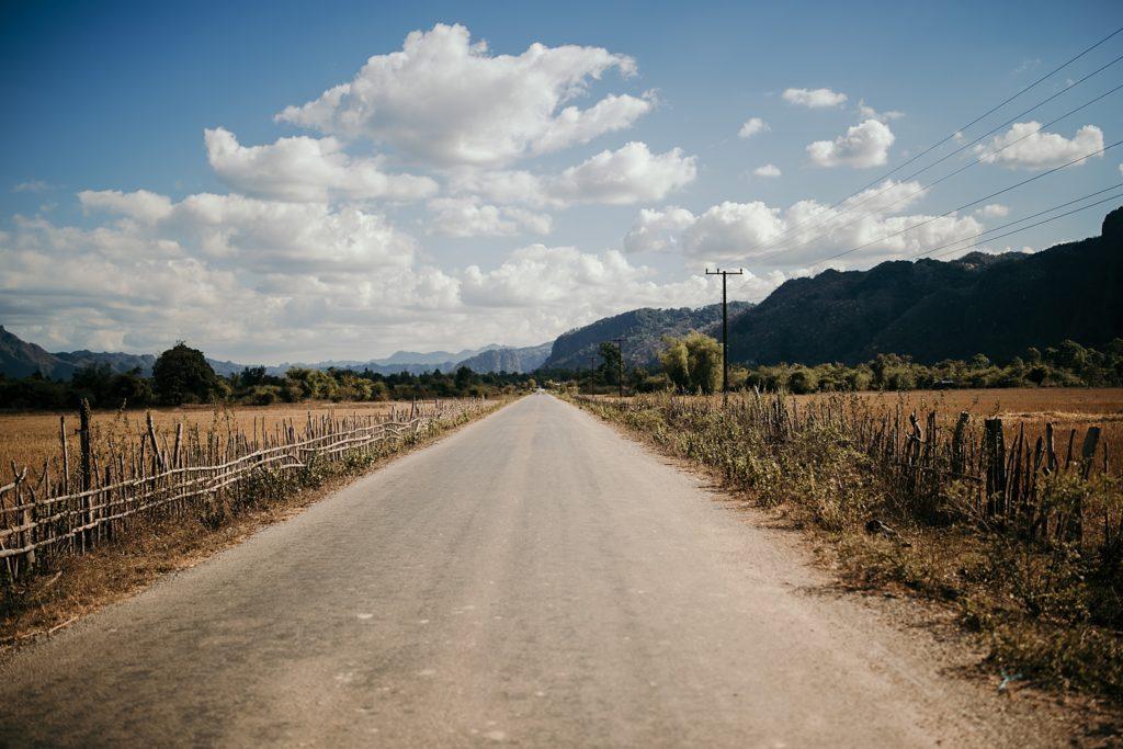 boucle de Thakhek route vers konglor cave