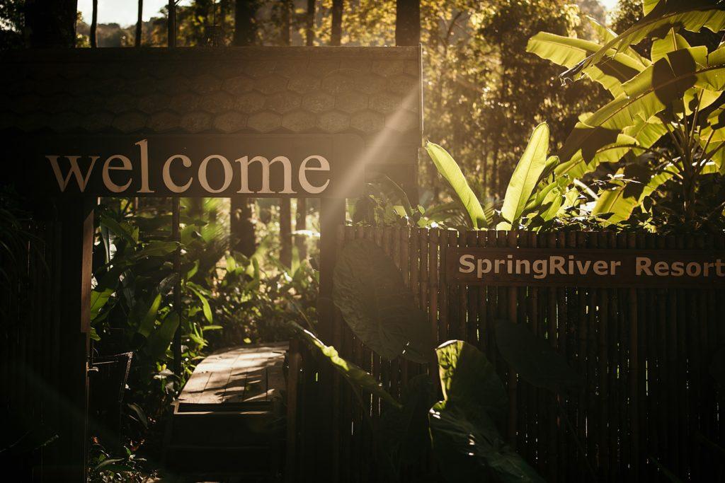 la boucle de thakhek spring river resort