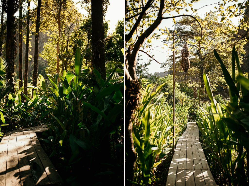 boucle de Thakhek spring river resort laos