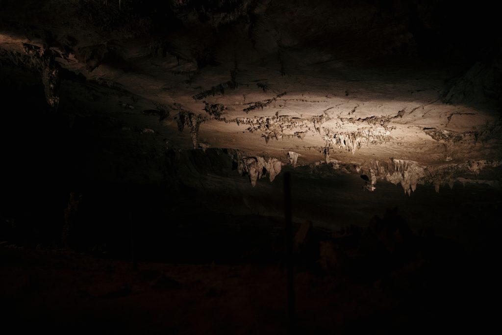 la boucle de thakhek dans la grotte de konglor