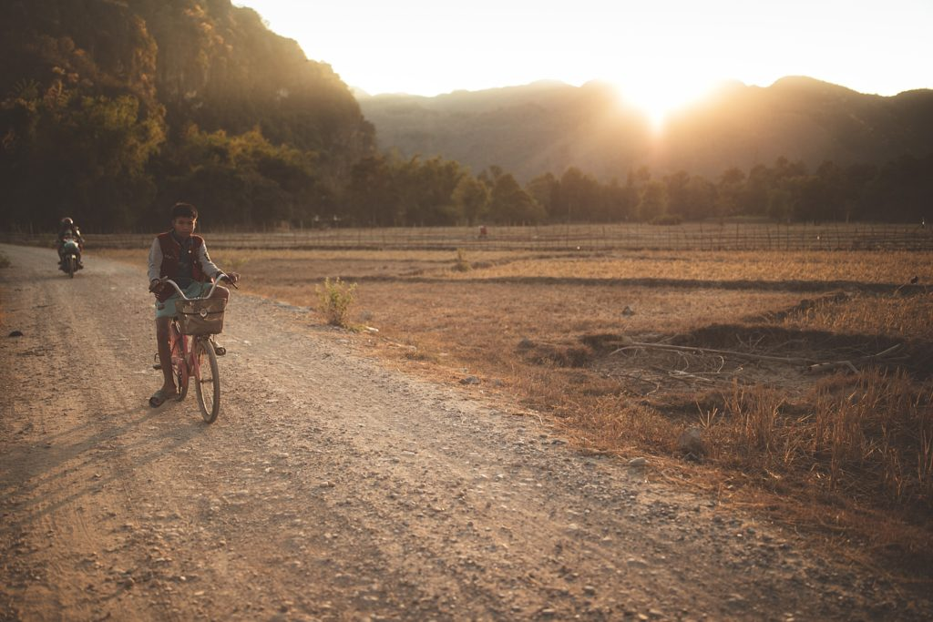 la boucle de thakhek ou faire du vélo au laos ?