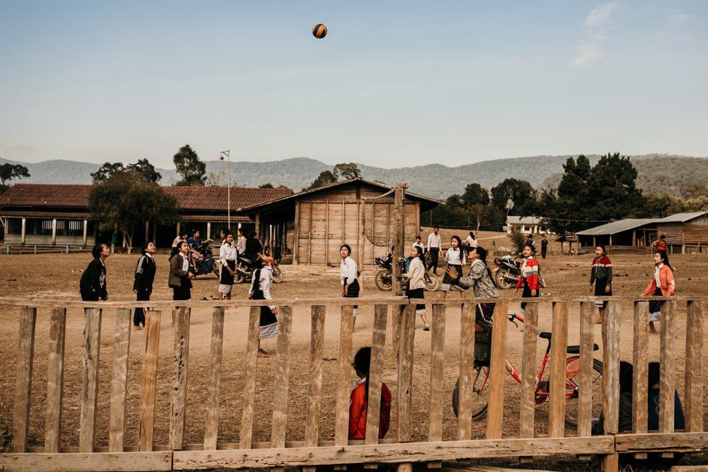 la boucle de thakhek école laos