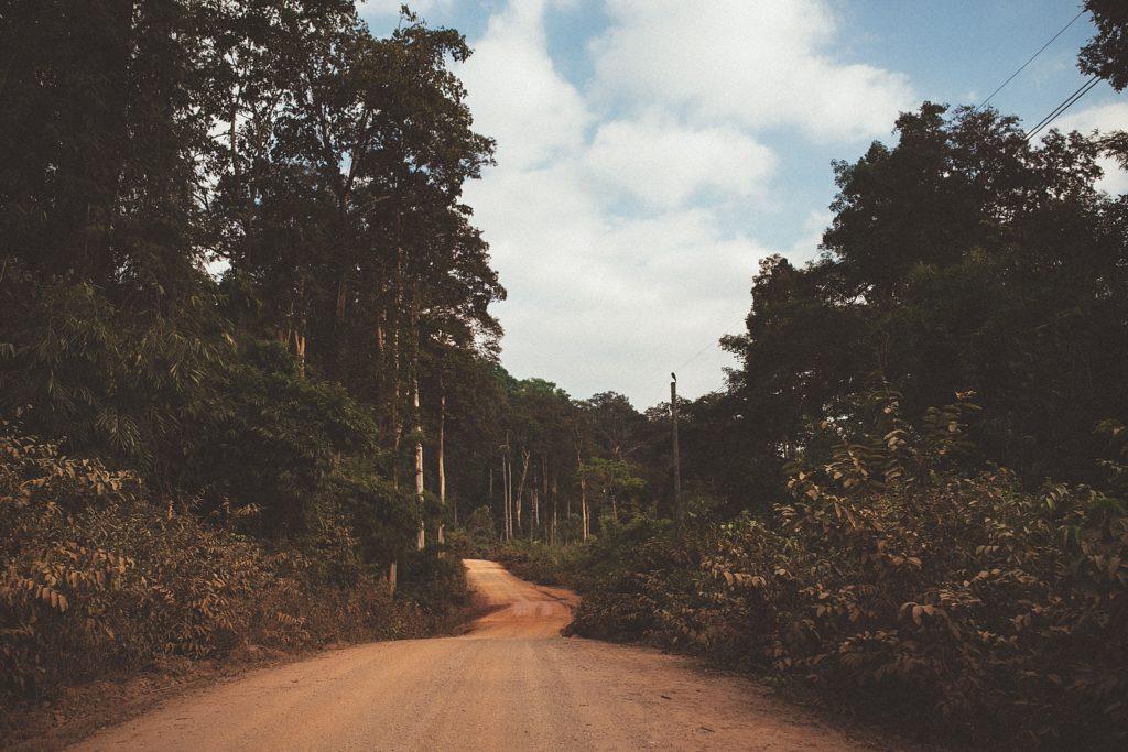 la boucle de thakhek route de terre Ban Na Tan et Thalang