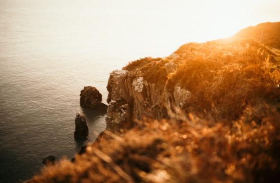 un week end a dublin howth cliff