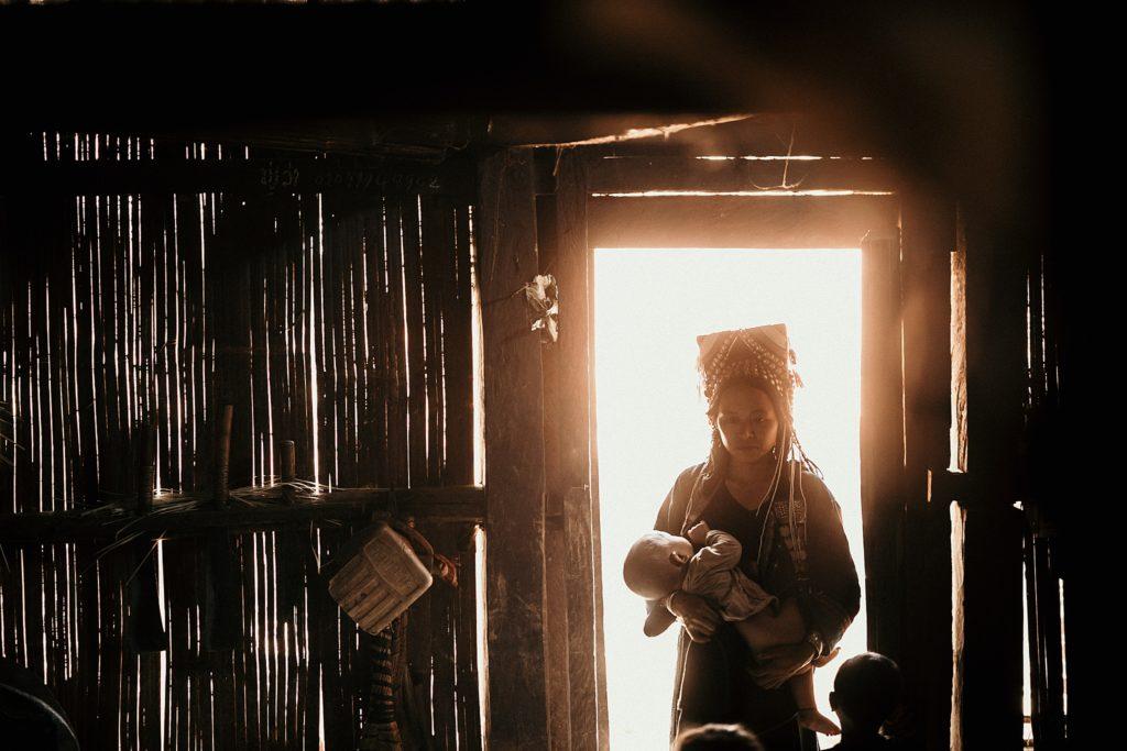 Trek au Laos chez les Akha