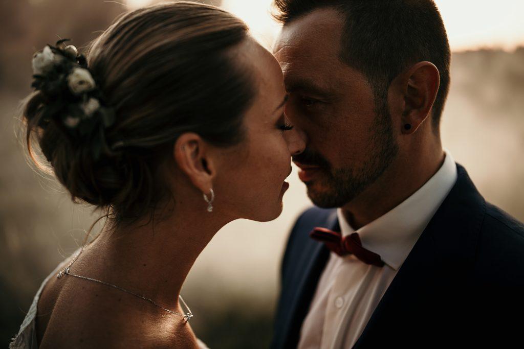 mariage a lille photo des mariés sensuelle