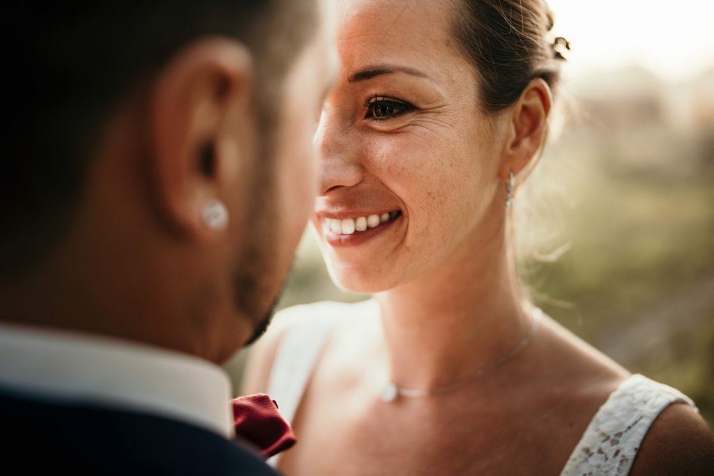 mariage a lille photographe nord gros plan sur la mariée