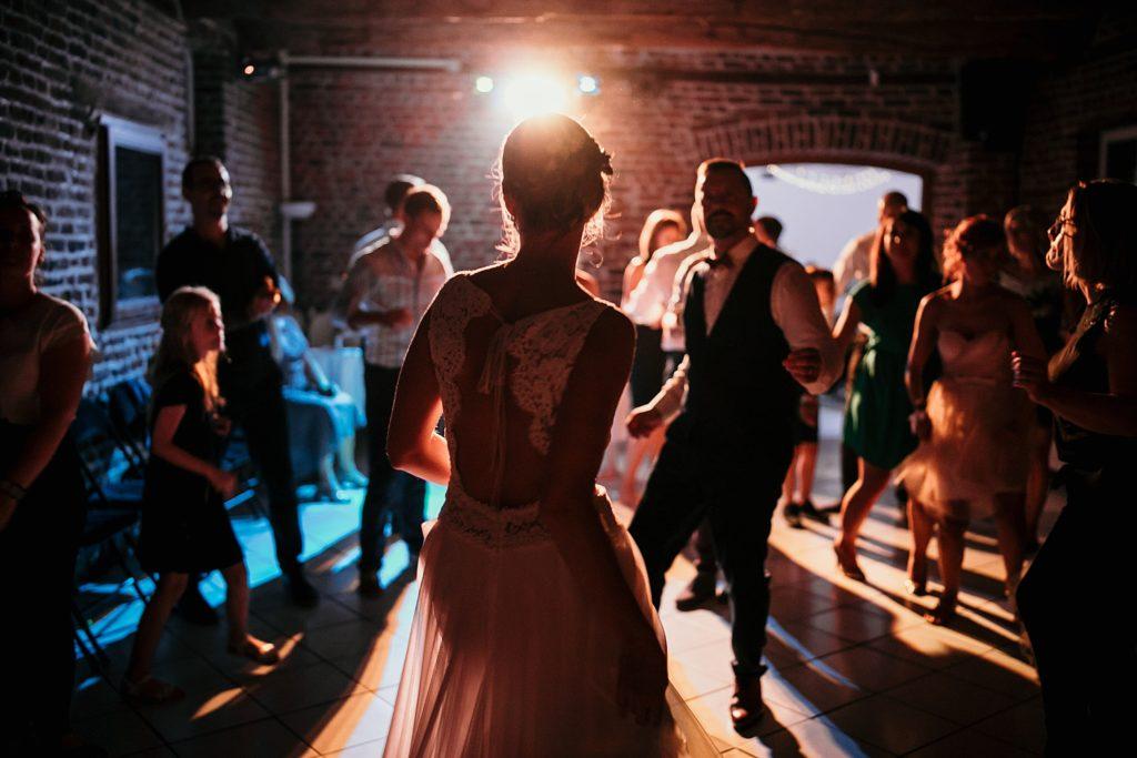 mariage a lille photo de soirée