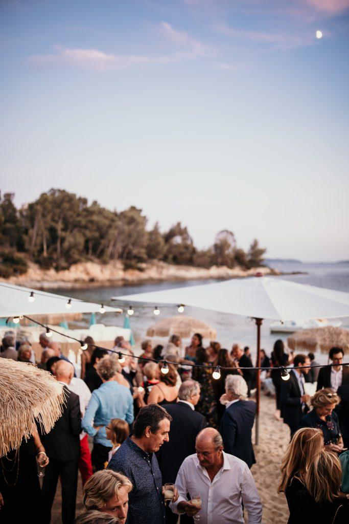 mariage bormes mimosas ambiance mariage plage