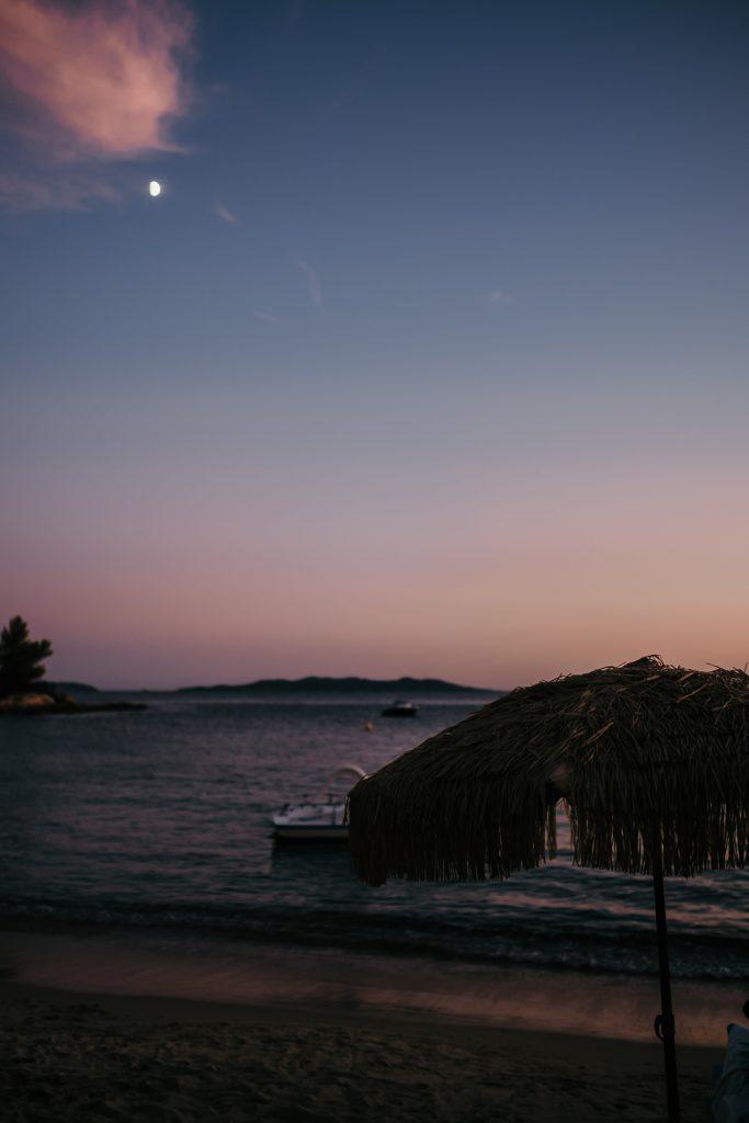 mariage bormes mimosas plage fossette lune