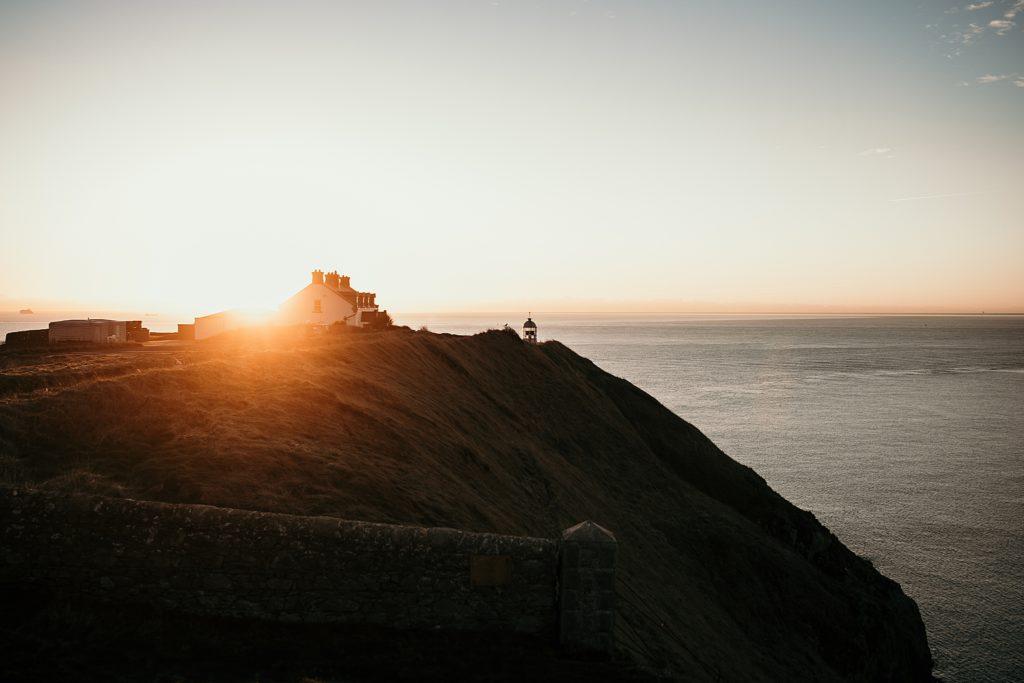 Un week-end à Dublin lighthouse howth sunrise