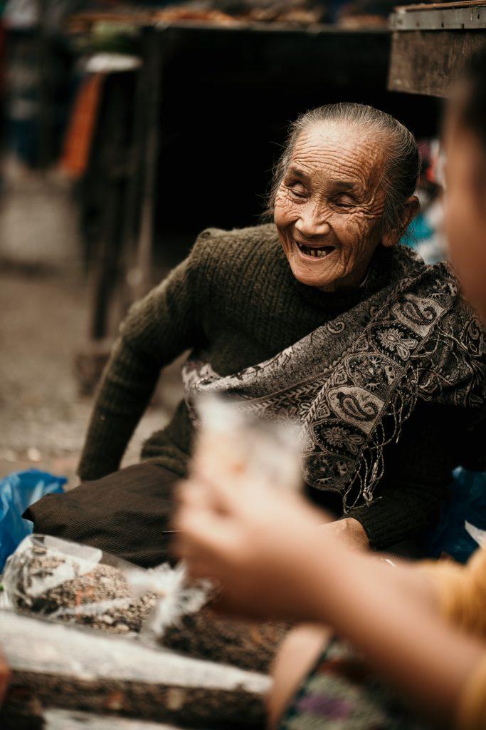 voyage au laos smile