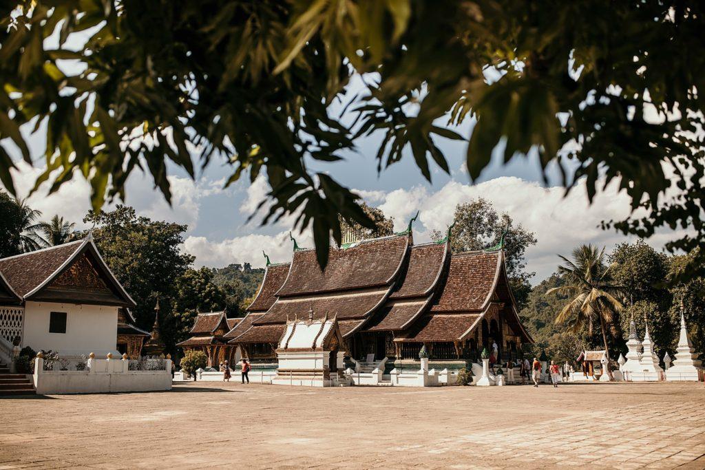 voyage au laos Vat Xieng Thong