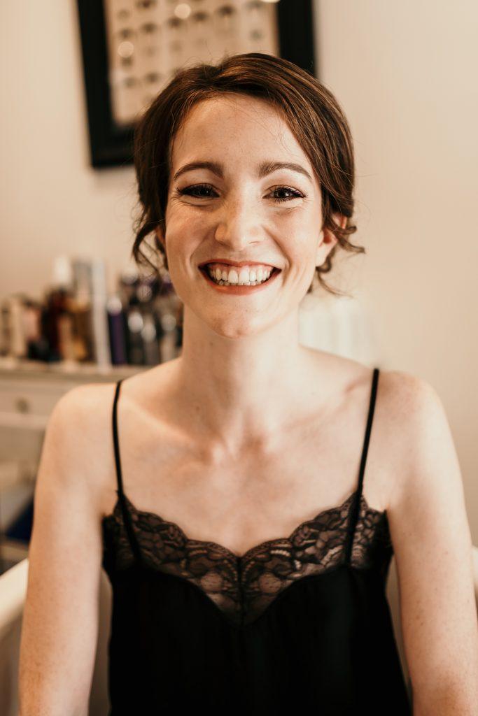 photographe mariage bretagne maquillage mariée