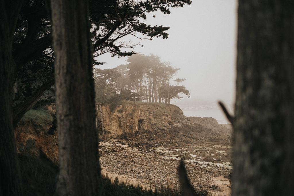 Photographe Mariage Bretagne rothéneuf brume