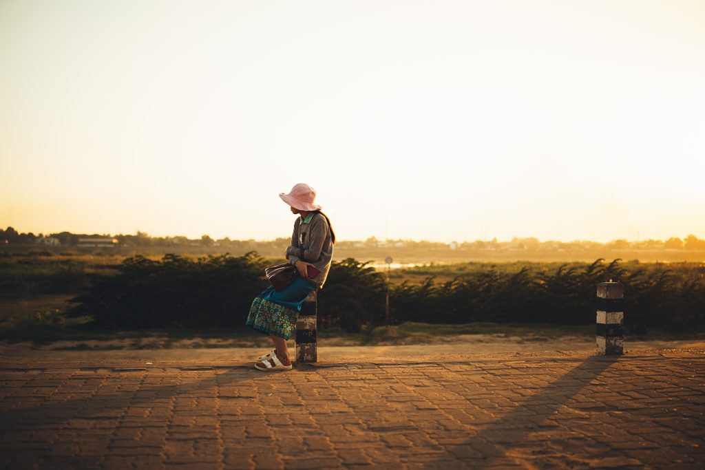 Que faire à Vientiane ? au bord du mekong
